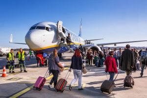 cost fly within europe flights