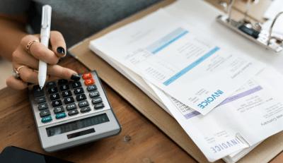 Accounting Formulas Business