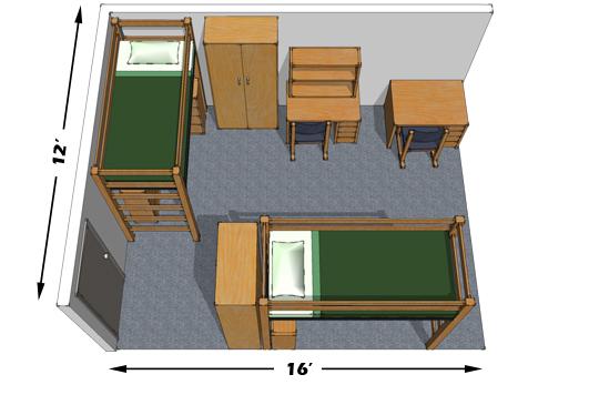 Ohio University Floor Plans OSU Residence Hall Plans