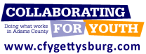 Collaborating For Youth logo with website
