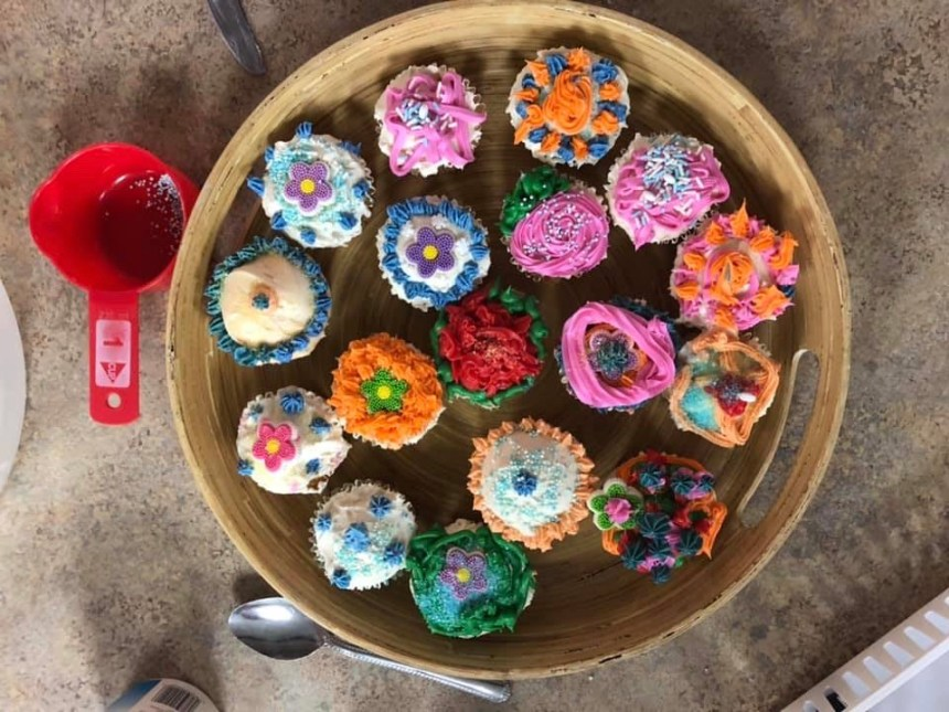Children's Cupcakes, Adams County Arts Council