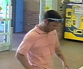 Columbia County Sheriff's Office needs your help identifying a suspect