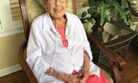 Aiken woman reflects on happiness and health on her 103rd birthday