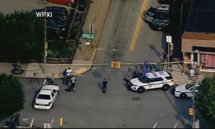 4 wounded, gunman dead in shooting at Penn. judge's office