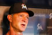 (AP Photo/Joe Skipper). Miami Marlins manager Don Mattingly speaks with the press before a baseball game against the Cincinnati Reds in Miami, Thursday, Sept. 20, 2018.