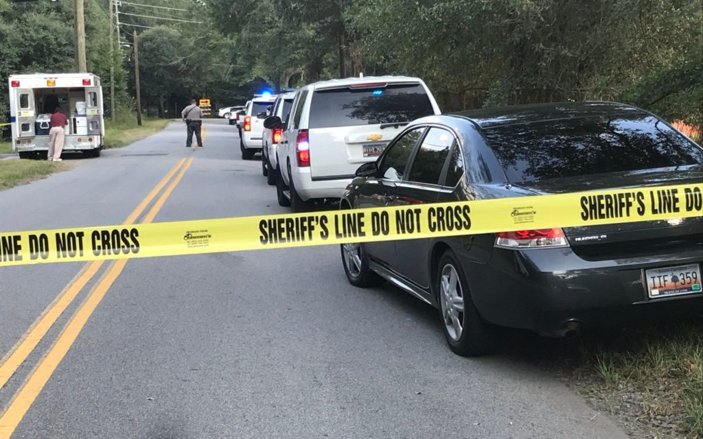 UPDATE: Suspect in standoff with Aiken police in custody