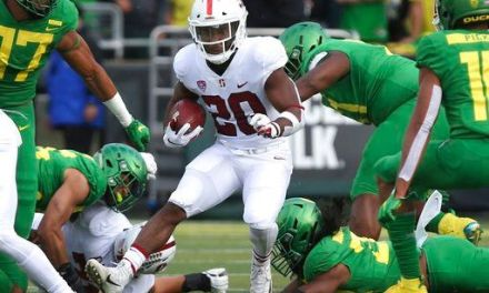 Stanford's O-line needs to fix 'little' things to help Love