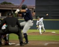 GreenJackets Seth Corry named SAL Most Outstanding Pitcher