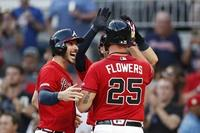 Surging Braves defeat White Sox