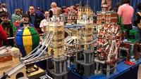 BrickUniverse LEGO Fan Convention sets return to Augusta
