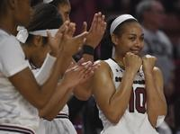Former Washington County, SC standout Allisha Gray added to US team's tour roster