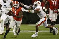 Georgia-Auburn gets CBS TV window