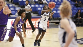 Jaguars Post First Win of the Year Against Southern Wesleyan