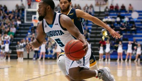 Indians too Much for Jags in Home Opener