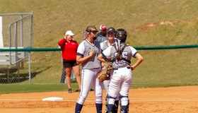Softball Falls to Coker in Non-Conference Action