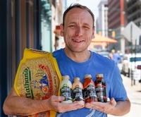 Joey Chesnut takes break from hot dogs, eats world record 32 Big Mac burgers