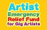Artist Emergency Relief Fund available