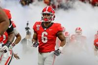2020 Georgia football schedule, kickoff times and TV channels
