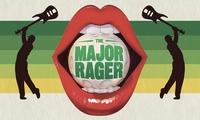 Major Rager concerts set for fall Masters Tournament weekend