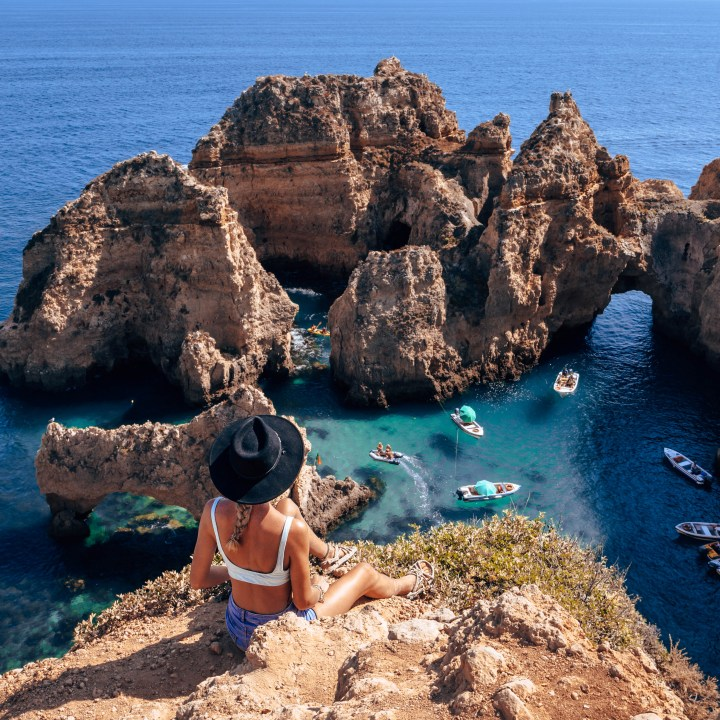 "Five ""must-see"" spots on Portugal's Algarve Coast"