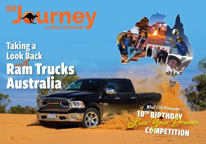 Our journey – ram trucks australia