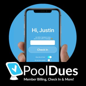 PoolDues.com Member Billing and Check In App for Neighborhood Pools