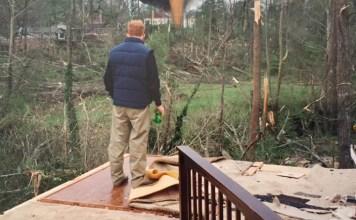 The Dunwoody Tornado