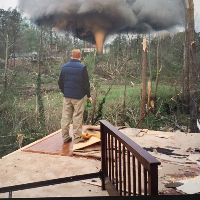 The Dunwoody Tornado