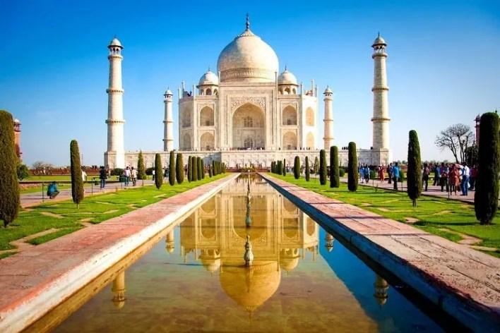 Taj Mahal Blog