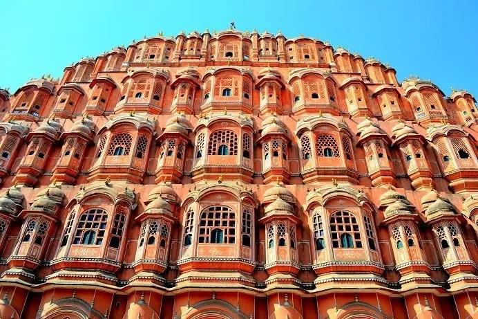 Hawa Mahal, Rajasthan
