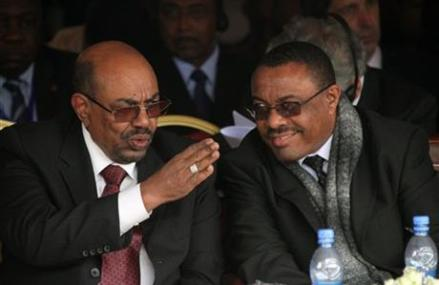 YEAR AFTER LEADER DIES, ETHIOPIA IS LITTLE CHANGED