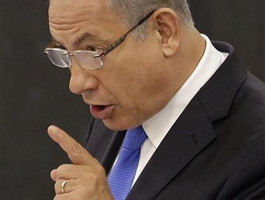 NETANYAHU: ISRAEL WON'T LET IRAN GET NUCLEAR ARMS