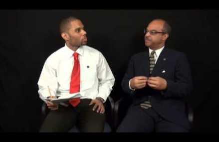 Interview With Kansas State Senator David Haley Dem, 4th District PART ONE