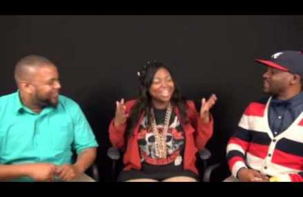Oprah Brown interviews Members of Go Hard, Darockboi and DC