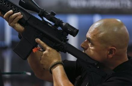 Oregon focus of effort to expand background checks for guns