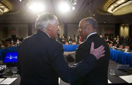 Homeland Security chief: Budget stall muddies response to IS