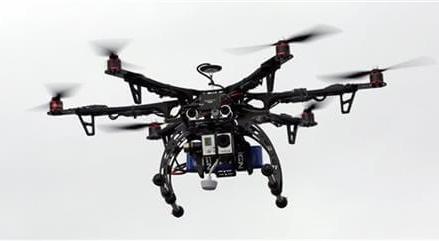 Report cites 241 close encounters between pilots, drones