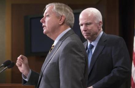 Trump's GOP Senate critics fact check him on foreign policy