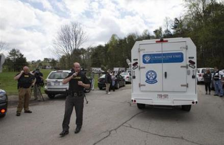 The Latest: Authorities identify 8 fatally shot in Ohio