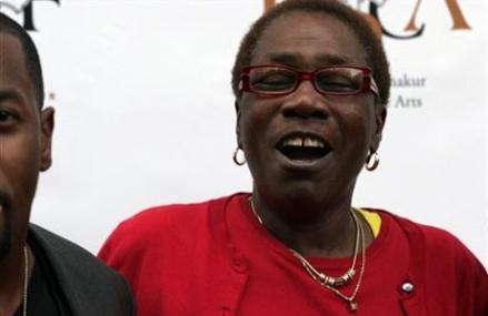 Dear Mama: Afeni Shakur, mother of rapper Tupac Shakur, dies