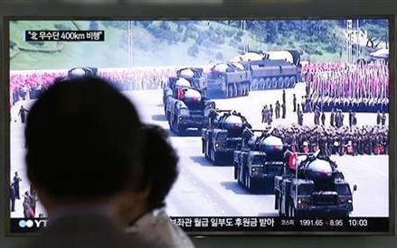 North Korea makes apparent progress with midrange missile