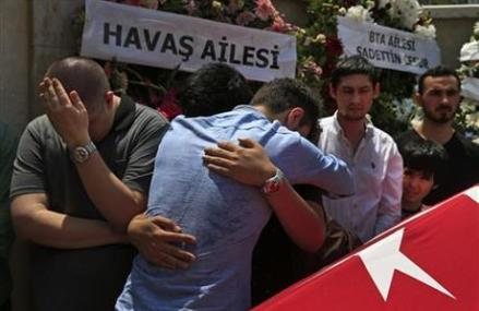 Turkish official: Attackers were from Russia, Central Asia