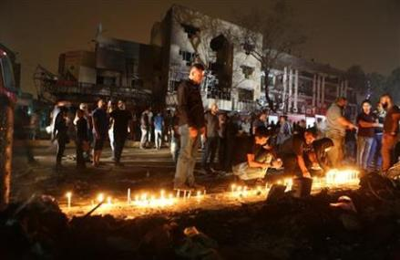 Iraq: Death toll from IS-claimed bombing climbs to 157