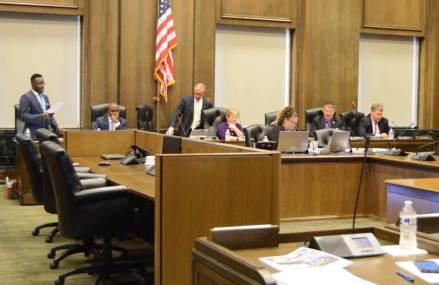 CMG Steet Team at City Hall