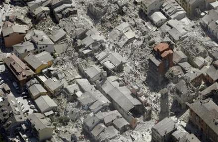 Italy earthquake kills dozens, reduces towns to rubble