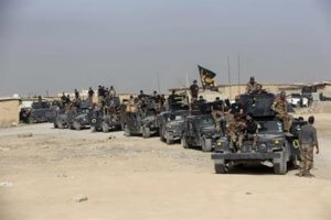 Retaking Mosul: Iraqi forces most complex anti-IS operation