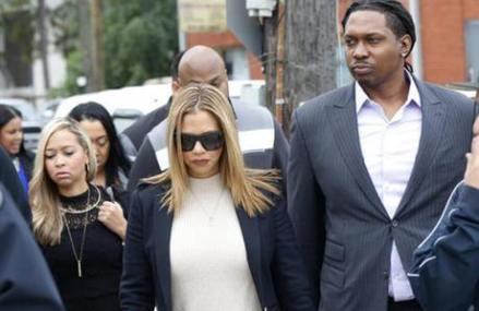 Manslaughter verdict caps trial of ex-NFL player's killer