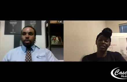 What's Up Kansas City Host Jason Mudd Interviews  Tammie Thompson CEO of Beyoutiful Boutique 323