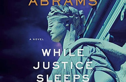 CMG June Book Of The Month #1 Stacey Abrams: While Justice Sleeps