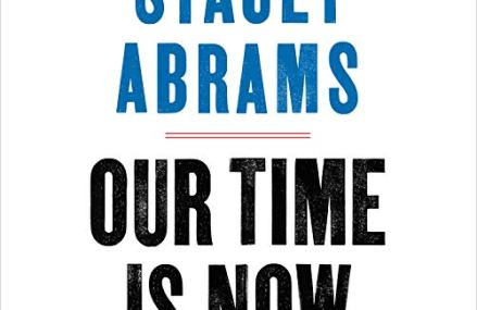 CMG June Book Of The Month #2 Stacey Abrams: Our Time Is Now